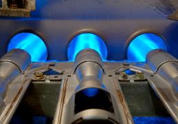 burner-jets-in-furnace